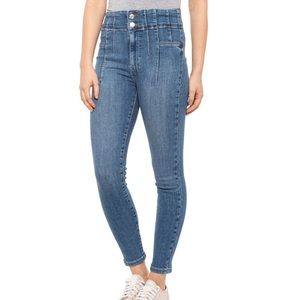 We the People Jayde skinny high waisted jeans